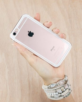 diy rose gold transparent iphone 6 6s cases 1