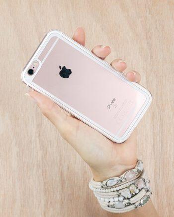 diy rose gold transparent iphone 6 6s cases 1