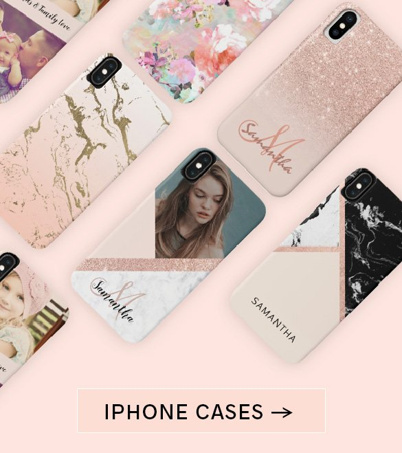 iPHONE CASES BANNER