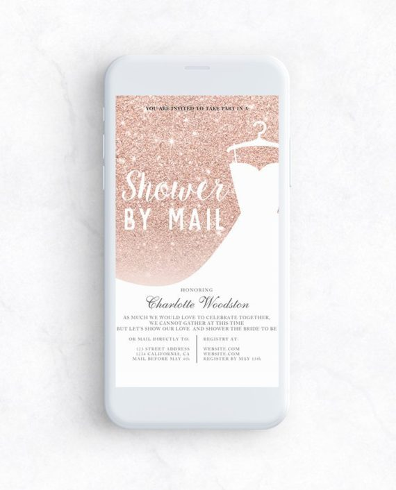 shower by mail glitter preview phone