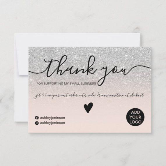 modern_silver_glitter_blush_order_thank_you-
